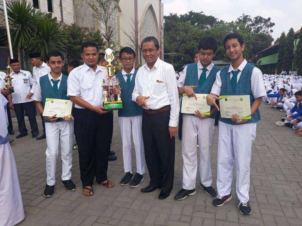 Juara 2 KSM 2019 DKI Jakarta